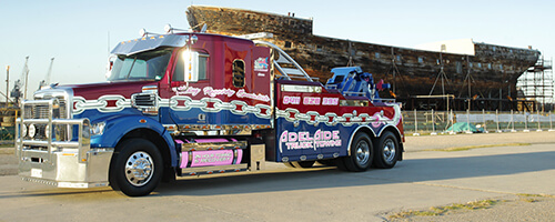 Tow Truck Service | Adelaide Truck Tow
