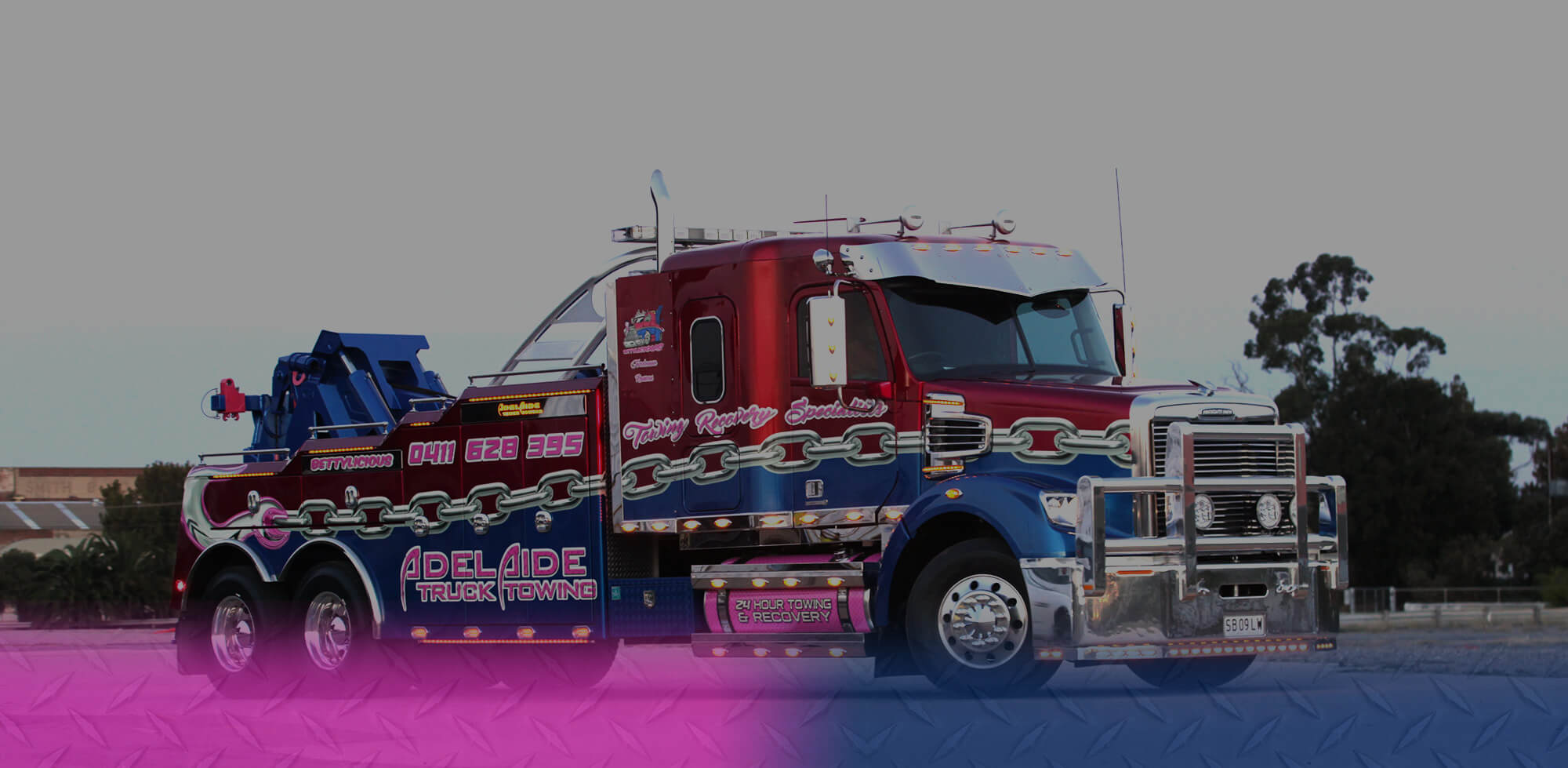 Tow Truck Service Near Me | Adelaide Truck Tow